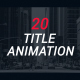 Title Animation - VideoHive Item for Sale