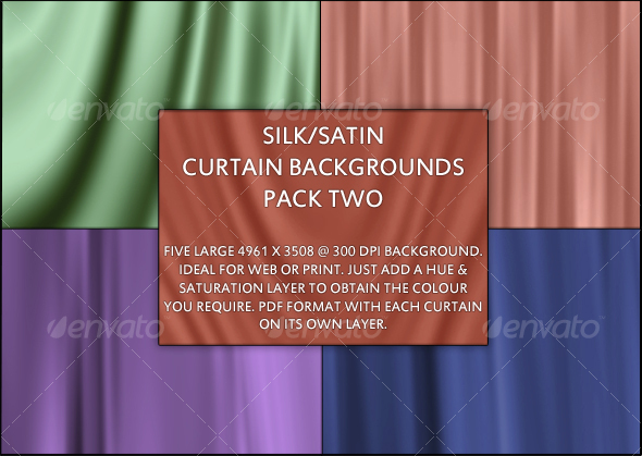 Silk/Satin texture Background Pack Two - Fabric Textures
