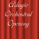 Adagio Orchestral Opening