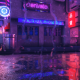 Neon City Logo Reveal - VideoHive Item for Sale