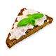 Sandwich one with cream of salmon and mayonnaise - PhotoDune Item for Sale