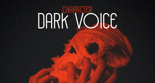Character Dark Voice