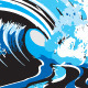 Ocean Surf Breaking Waves - V3 - GraphicRiver Item for Sale