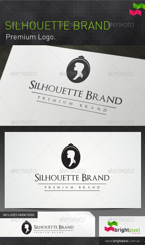 Silhouette Brand - Humans Logo Templates