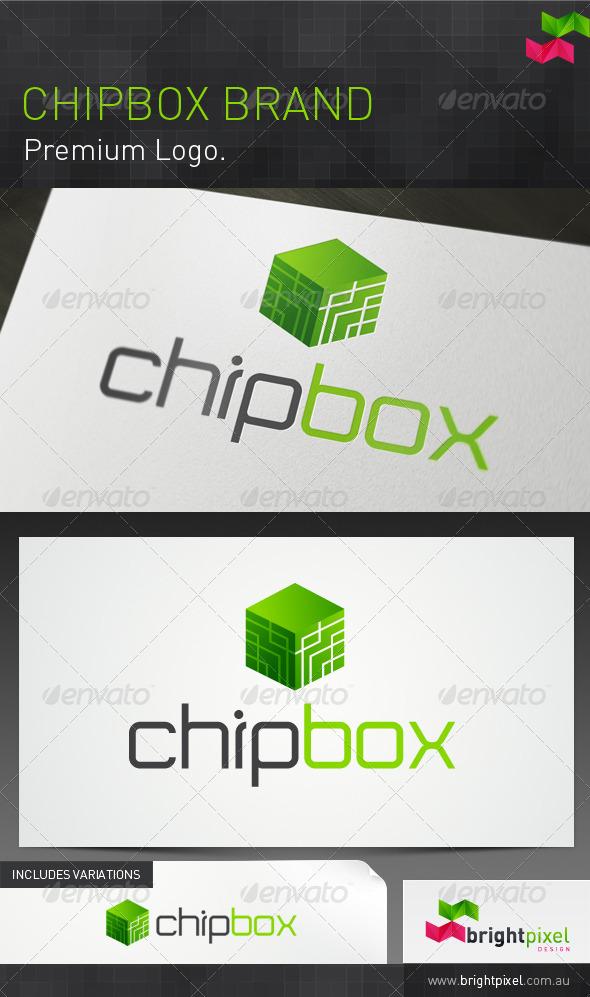 Chipbox Brand - Objects Logo Templates
