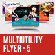 Multi-utility Flyer For Different Business - 5 - GraphicRiver Item for Sale