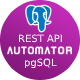 PostgreSQL to REST API Generator With JWT Token Authentication - PHP + Postman