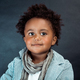 Stylish African-American Boy - PhotoDune Item for Sale