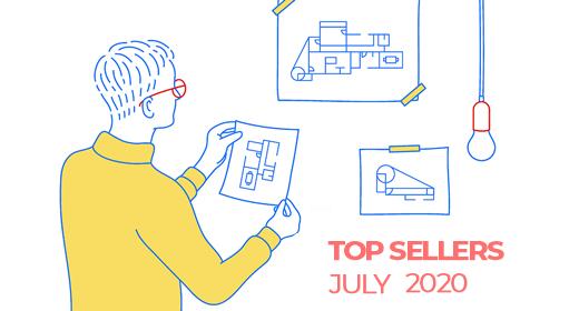 Best Sellers July 2020