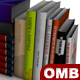 Low-poly book set - 3DOcean Item for Sale