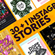 30 Plus 1 Instagram Stories/ Post - VideoHive Item for Sale