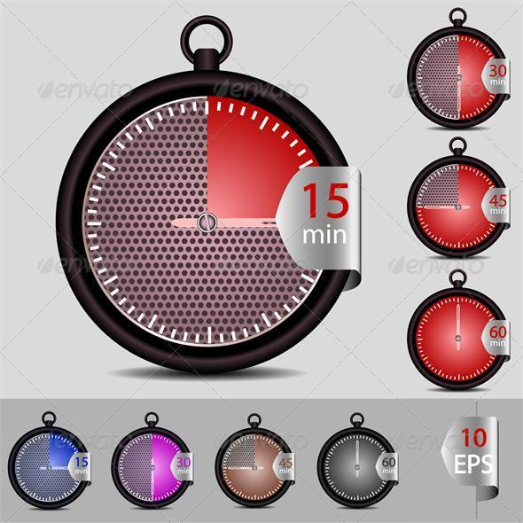 vector set of timer for your design - Miscellaneous Conceptual