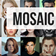 Mosaic Photos Logo Reveal V 1.2 - VideoHive Item for Sale