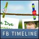 Vibrant FB Timeline Cover - Volume 2 - GraphicRiver Item for Sale