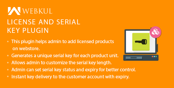 Download WooCommerce License and Serial Key Plugin Free Nulled