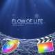 Water - Inspirational Titles - Apple Motion - VideoHive Item for Sale