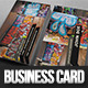 Graffiti Business Card - GraphicRiver Item for Sale