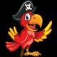 Hello Friend Parrot Voice