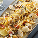 Freshmade clams alle vongole with pasta - PhotoDune Item for Sale