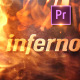 Fire Title Sting Pack_Premiere PRO - VideoHive Item for Sale