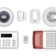 Set of security electronic devices - PhotoDune Item for Sale