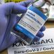 Nurse hold human immunoglobulin vial generic drug to treat Sars-CoV-2 - PhotoDune Item for Sale