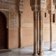 Moorish arches in The Alhambra, Granada, Spain - PhotoDune Item for Sale