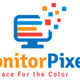Monitor Pixel Logo - GraphicRiver Item for Sale