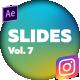 Instagram Stories Slides Vol. 7 - VideoHive Item for Sale