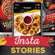 Rustic Food Menu Instagram Stories - VideoHive Item for Sale