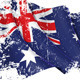 Australian Flag Grunge  - GraphicRiver Item for Sale