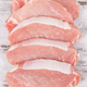 Raw meat pork steaks containing protein for lunch or dinner - PhotoDune Item for Sale