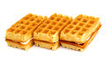 waffle cookies stacked - PhotoDune Item for Sale