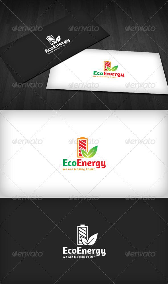 Eco Energy Logo - Nature Logo Templates