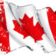Canada Flag Grunge  - GraphicRiver Item for Sale