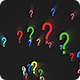 Question Marks Forming Background - 2 clips - VideoHive Item for Sale