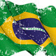 Brazilian Flag Grunge - GraphicRiver Item for Sale