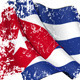 Cuba Flag Grunge - GraphicRiver Item for Sale