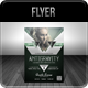 Antigravity - Electro Party Flyer - GraphicRiver Item for Sale