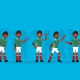 D&M Character Kit: Soccer Player Mexico - VideoHive Item for Sale