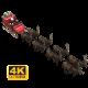 Santa's Sleigh - VideoHive Item for Sale