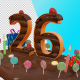 Anniversary Chocolate Party 2nd part - VideoHive Item for Sale
