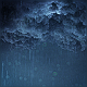 Flying Through Storm Clouds - VideoHive Item for Sale