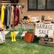 Nobody at garage sale - PhotoDune Item for Sale