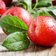 Ripe red plums - PhotoDune Item for Sale