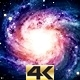 Space Galaxy 4K - VideoHive Item for Sale