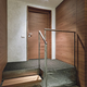 Modern Landing with Staircase and the Main Door - PhotoDune Item for Sale