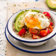 Healthy Breakfast Bowl with Vegetables and Egg - PhotoDune Item for Sale