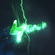 Lightning Storm Logo Intro - VideoHive Item for Sale