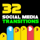 Social Media Theme Kids And Teens Transition Pack - VideoHive Item for Sale